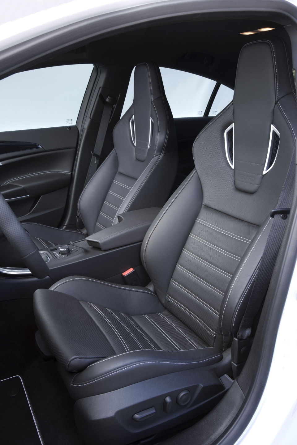 Galerie Images Intérieur - Opel Insignia OPC (2010) - http://opel ...